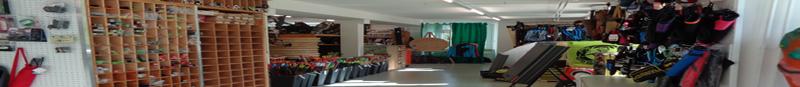 Bachofnerbogensport Verkaufsraum