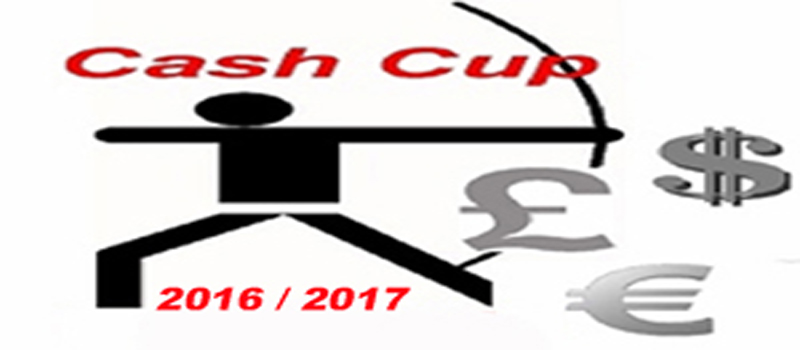 Cash-Cup - Bogenschiessen