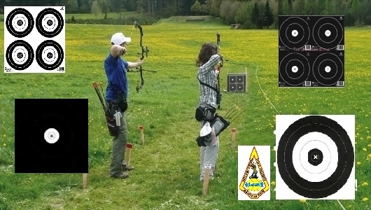 Field and Hunter Target Faces