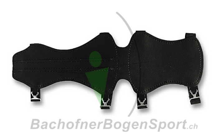 Armschutz Lang schwarz