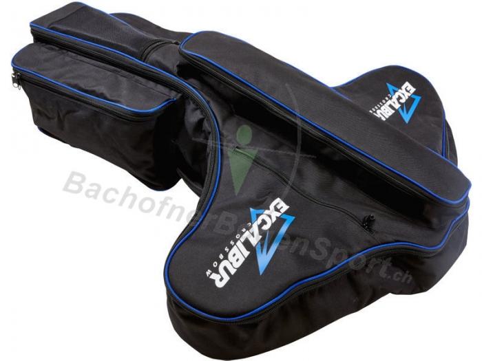 Sport Arbalète Shield Excalibur De Sac Case Ex g7EErqXY