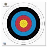 World Archery Zielscheiben Auflage 60cm
